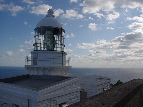 経ケ岬灯台